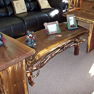 Black Walnut Coffee Table$450 End Table $299 each