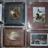 Picture Wall - Bears, Nature